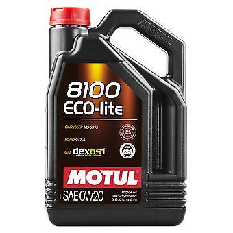 Motul 108536 Synthetic Engine Oil