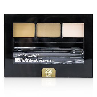 Maybelline Brow Drama Pro Palette - # 250 blonde 2.8g/0.1oz