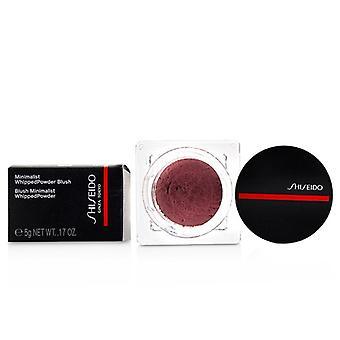 Shiseido minimalistinen WhippedPowder Blush-# 05 Ayao (luumu) 5G/0,17 oz