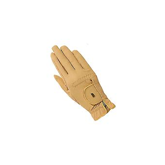 Roeckl Roeck-grip (chester) Horse Riding Gloves - Chamois