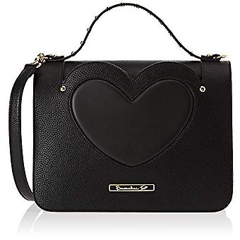 BRACCIALINS YOUR By Love Black Woman handbag 13x20.5x28 cm (W x H x L)