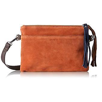 ESPRIT 087ea1o065 - Women Orange Day Clutch (Burnt Orange) 1x18x25 cm (B x H T)