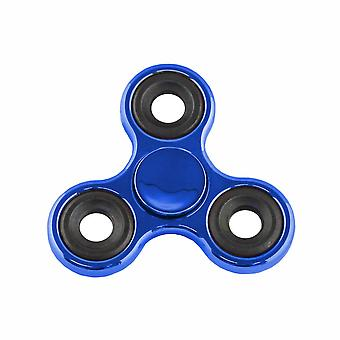 Hand Spinner Metalic Blue