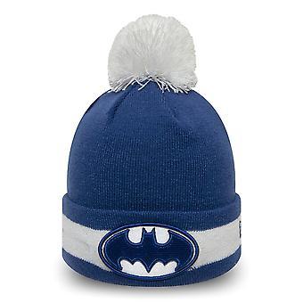 New Era Bommel Beanie KIDS Winter Hat - Batman