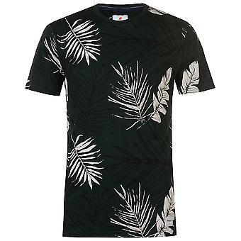 SoulCal Mens Deluxe Collegiate T Shirt Crew Neck T-Shirt Tee Top