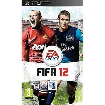 FIFA 12 (PSP) - Nouveau