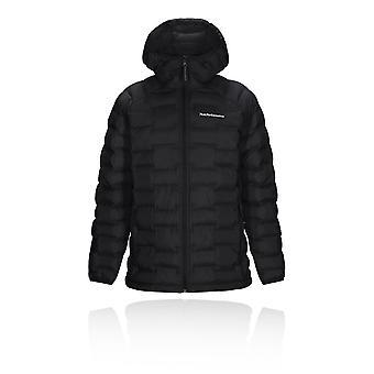 Peak Performance Argon Hooded Jacket- AW20