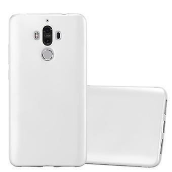Cadorabo Hülle für Huawei MATE 9 hülle case cover - Handyhülle aus flexiblem TPU Silikon – Silikonhülle Schutzhülle Ultra Slim Soft Back Cover Case Bumper