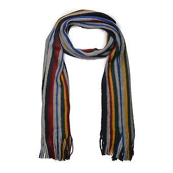 Brody Multi Color gestreepte sjaal