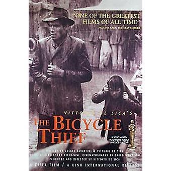 Der Fahrraddieb (einseitig 50. Jahrestag) Original Kino Poster