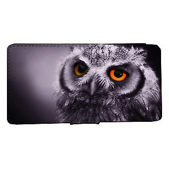 iPhone 6/6s Wallet Case owl eye case shell