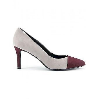 Made in Italia - Shoes - High Heels - FLAVIA_BORDO-PIETRA - Women - darkgray,firebrick - 40