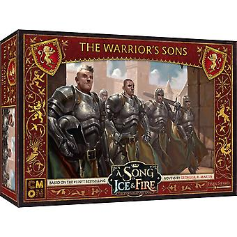 Lannister Warrior's Sons A Song Of Ice and Fire Expansion