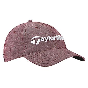 Taylormade Mens Tradition Lite Heather Hat Golf Baseball Cap