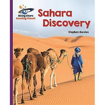 Reading Planet  Sahara Discovery  Purple Galaxy by Stephen Davies