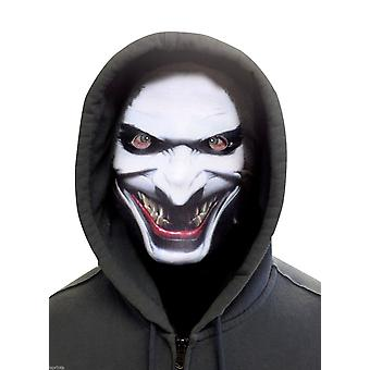 Wild star hearts - the joker - lycra face mask