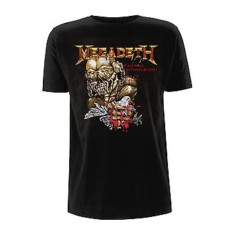 Megadeth Peace Sells But Who's Buying Thrash Official T-Shirt