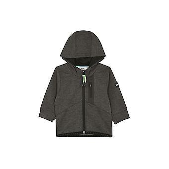 Hugo Boss Boys  Hugo Boss Infants Dark Grey Hooded Sweatshirt