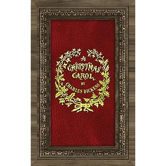 A Christmas Carol Compact Pocket Edition of 1843 Original by Dickens & Charles