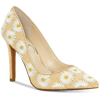 Jessica Simpson Dress Womens Pointed Toe Classic Pumps