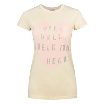 Junk Food Originals Break Your Heart Women's T-Shirt