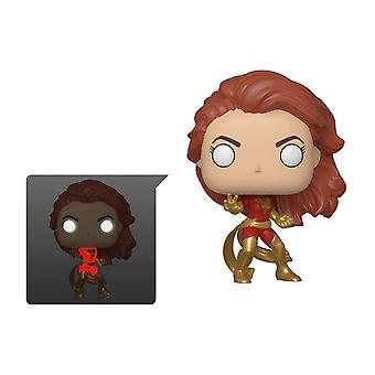 Dark Phoenix Glow US Exclusive Pop! Vinyl