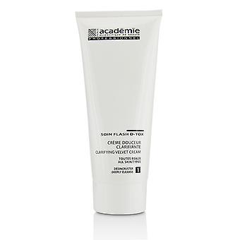Crema de terciopelo clarificante (tamaño de salón) para todos los tipos de piel 216898 200ml/6.7oz