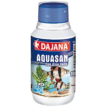 Dajana Aquasan con Aloe Vera 100ml (Fish , Maintenance , Water Maintenance)
