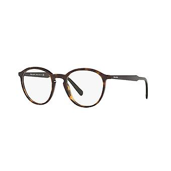 Prada VPR13T 2AU1O1 Havana Glasses