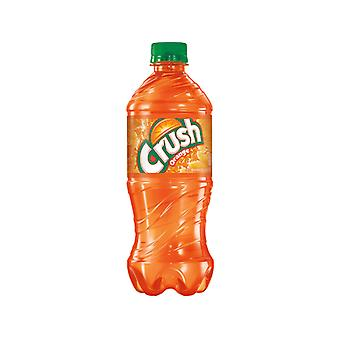 Crush Orange-( 591 Ml X 1 Bottle )