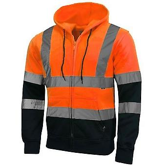 Hej Vis HV311 ' Kapton ' zip hoodie