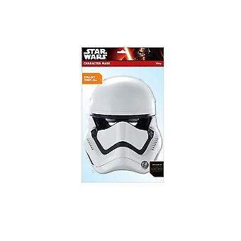 Star Wars Force Awakens Stormtrooper Maskesi