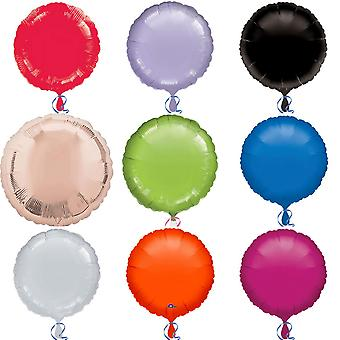Anagram 18in Round Foil Balloon (Pack Of 10)