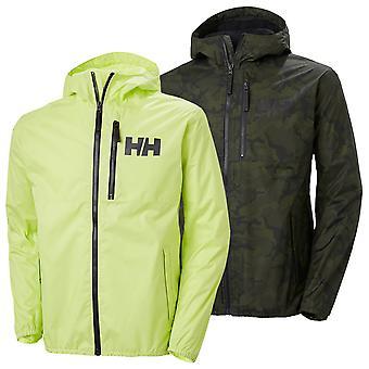 Helly Hansen 2020 Belfast 2 Waterproof Breathable Hooded Packable Jacket