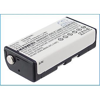 Batterie für Denso DS-60M B-60N B-65N BHT-6000 BHT-8000 BHT-8048 BHT-8144 8044