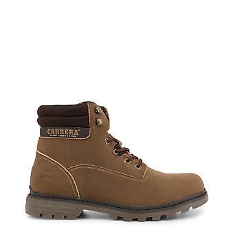 Carrera Jeans Original Men Fall/Winter Ankle Boot - Brown Color 36092
