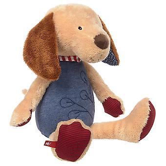 sigikid Knuffel Hond Patchwork Sweety 35 cm