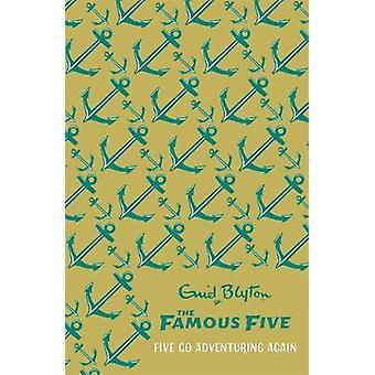 الذهاب المغامرة الشهيرة خمسة خمسة مرة أخرى-كتاب 2 انيد بليتون-97814