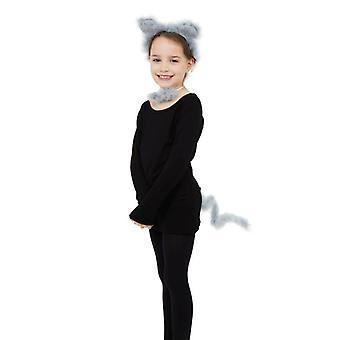 Mouse Set (Grey) Marabou