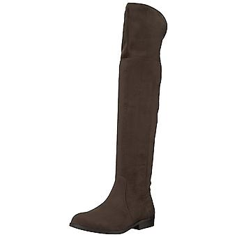 LFL by Lust for Life Womens Ramsey Closed Toe Over Knee Fashion Boots