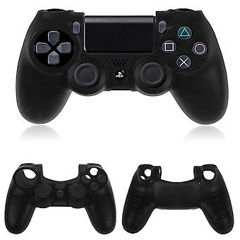 Protetor de silicone para Playstation 4 PS4 Control-Black