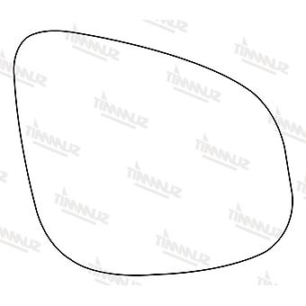 Right Driver Side Stick-On Mirror Glass For Renault KANGOO BE BOP 2012-2017