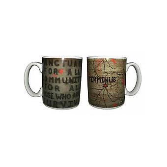 Walking Dead 15 Oz Terminus Coffee Mug
