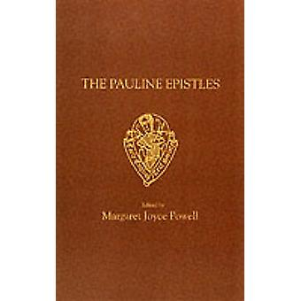 The Pauline Epistles (New edition) by M.J. Powell - 9780859917438 Book