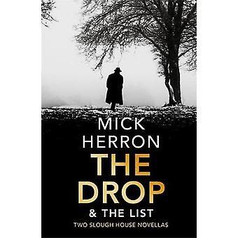 La goutte et The List de Mick Herron - 9781529327311 Livre