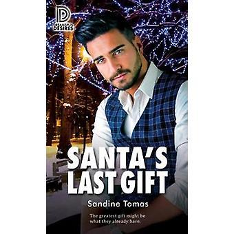 Santa's Last Gift by Sandine Tomas - 9781641082297 Book