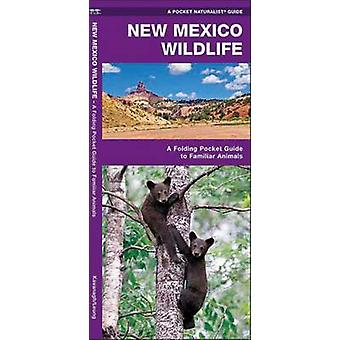 New Mexico Wildlife - A Folding Pocket Guide to Familiar Species (2nd