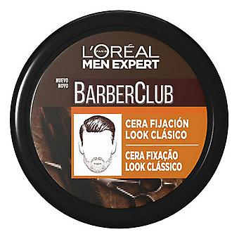 Soft Hold Wax Menn Expert Barber Club L'Oreal Sminke (75 ml)