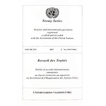 Treaty Series 2923 (Bilingual Edition) by Treaty Series 2923 (Bilingu