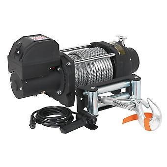 Sealey Rw8180 Recovery Winch 8180Kg linka Pull 12V
